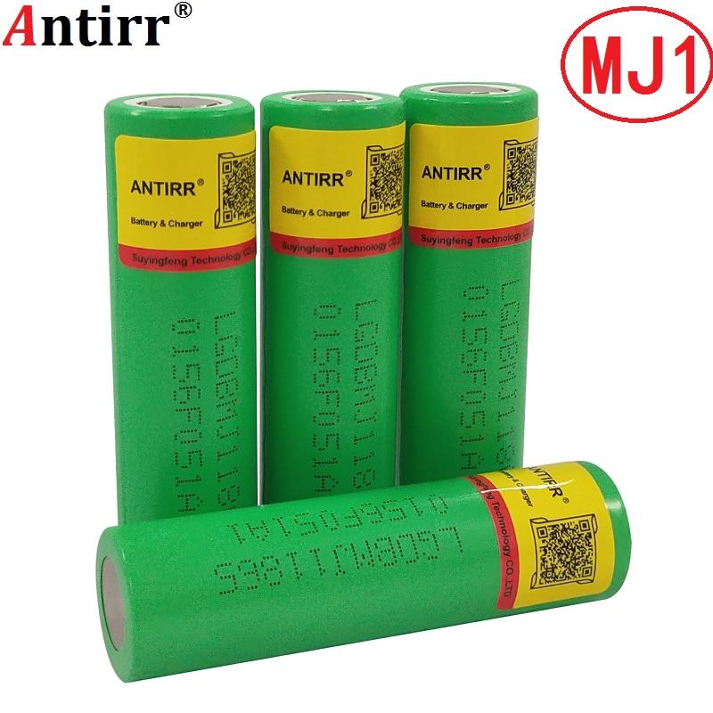 Новинка 100% Оригинальная 18650 батарея 3500 мАч 3,7 в аккумуляторная батарея для LG MJ1 18650 литиевая батарея 3,7 3500 мАч + коробка
