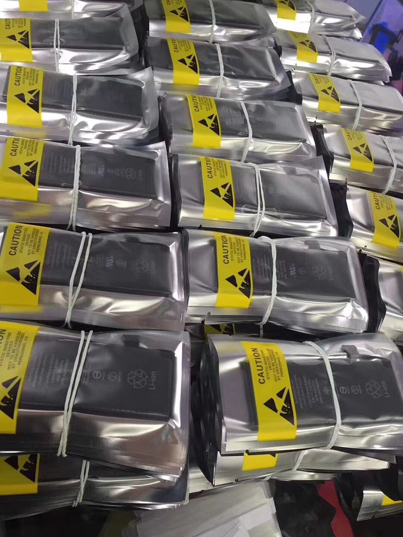 10pcs/Package Battery For iPhone 6S 7 8 6 Plus X SE 5S 5 5C XR XS MAX High Capacity Replacement Bateria For Apple 6 S 6SP 7P 8P enlarge