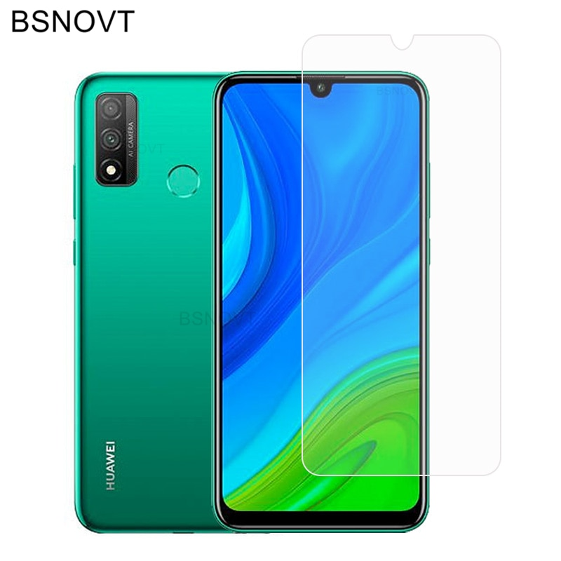 Para Huawei P Smart Z de Y9S P20 P30 Lite Protector de pantalla para Huawei Y9 primer 2019 de Huawei P inteligente de vidrio 2020 Nova 5T