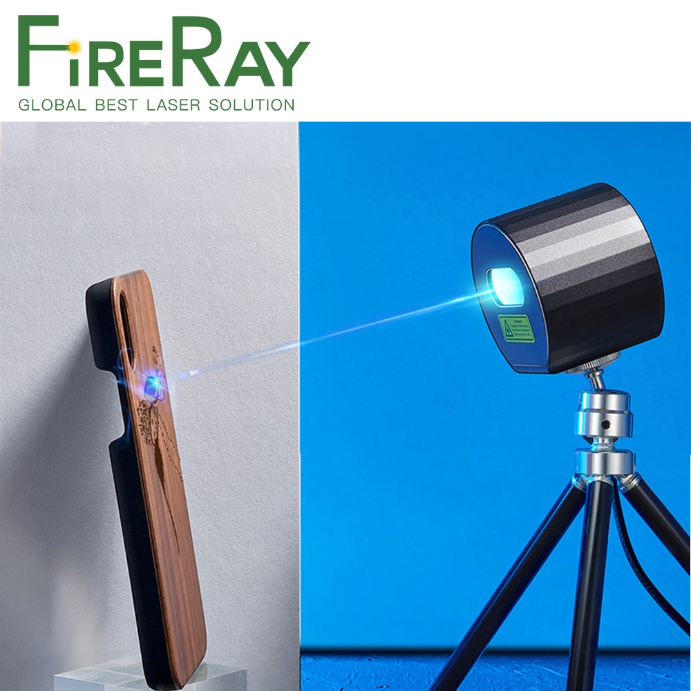 FireRay Pro Professional Laser Engraver DIY 3D Printer Laser Engraver Etching Machine Auto Stand Engraving Machine Leather Wood enlarge