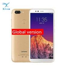 Lenovo S5 K520 K520T глобальная версия мобильных телефонов 4 Гб 64 Гб 5,7 дюймов мобильный телефон Snapdragon 625 Восьмиядерный 13MP + 16MP, определение отпечатка пальца