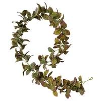 artificial magnolia leaf vine fake plants ivy for party garden farmhouse wedding backdrop nursery home decor