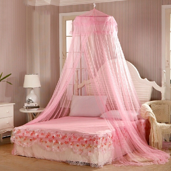 Casa prática mosquiteiro cama dupla rei intermédio inseto mosquiteiro