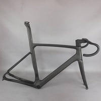 2021 new disc carbon road frame Bicycle Frameset T1000 New EPS technology disc carbon frame TT-X23