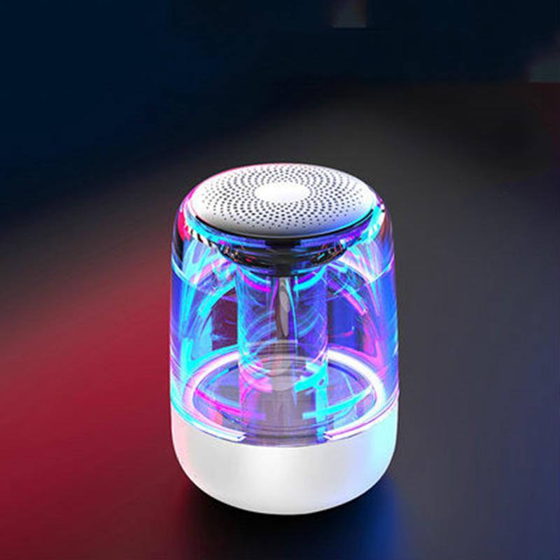 Portátil bluetooth altavoz LED luces coloridas bestseller minialtavoz con Bluetooth portátil inalámbrico...