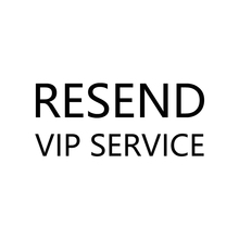 Resend VIP Service Additional Shipping Cost