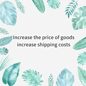 Home textile Increase the price of goods increase shipping costs
