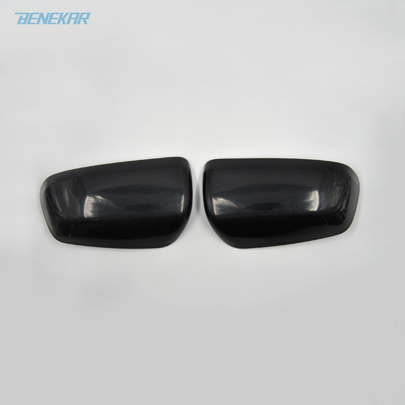 Carcasa para espejo retrovisor lateral de coche Benekar para Mitsubishi Lancer EX 2009 2010 2011 2012