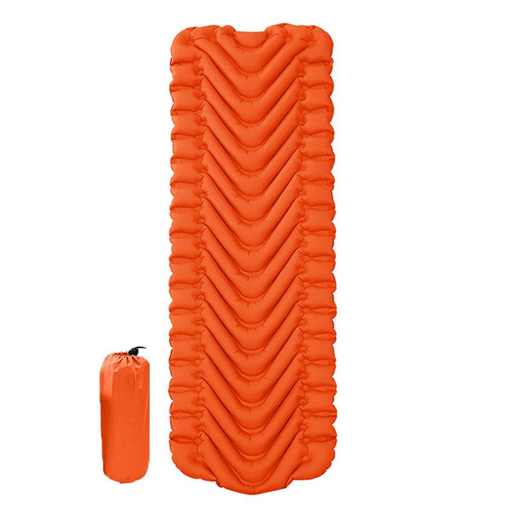Automatic Inflatable Sleeping Pad Portable Nylon TPU Mattress for Outdoor Picnic Camping Hiking Waterproof Cushion