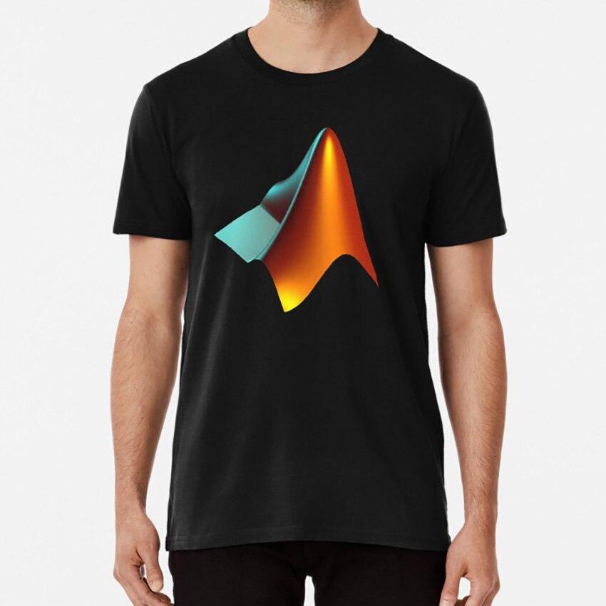 Matlab camiseta Matlab Logo programación simulación codificación matemáticas Matrix Software ingeniería datos
