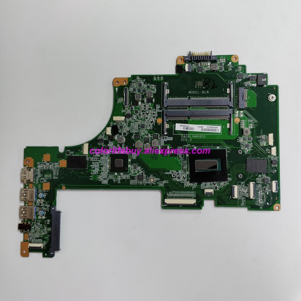 حقيقية A000300510 DA0BLNMB8D0 i7-4710HQ كمبيوتر محمول اللوحة اللوحة لتوشيبا S55T-B S55T-B5273NR الكمبيوتر الدفتري