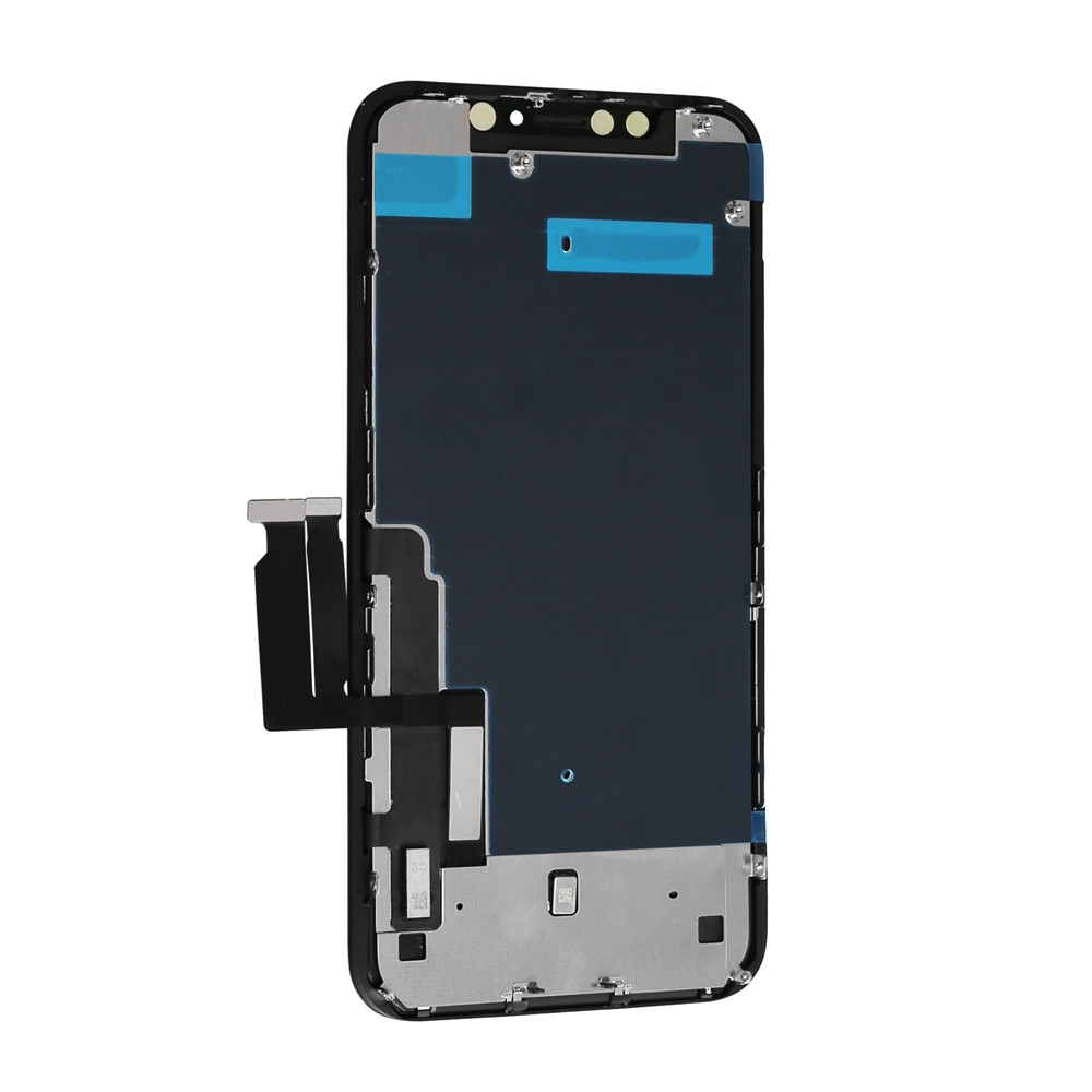 6.1'' LCD Display for iPhone 11 Screen Replacement Full Assembly Touch Digitizer 3D Touch True Tone Free Tools Camera Holder enlarge