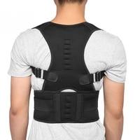 posture corrector unisex shoulder back support belt with adjustable strap for adult and children corset for the back health care