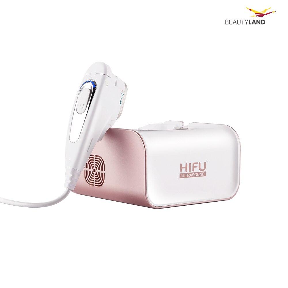 Home Use Mini Beauty Personal Care ultrasonic facial machine Hifu Face Lift Machine