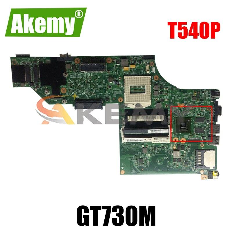 Akemy لينوفو ثينك باد T540P اللوحة المحمول 48.4LO18.021 GPU GT730M 100% اختبار العمل FRU 00UP925 04X5291 00UP931 00UP933