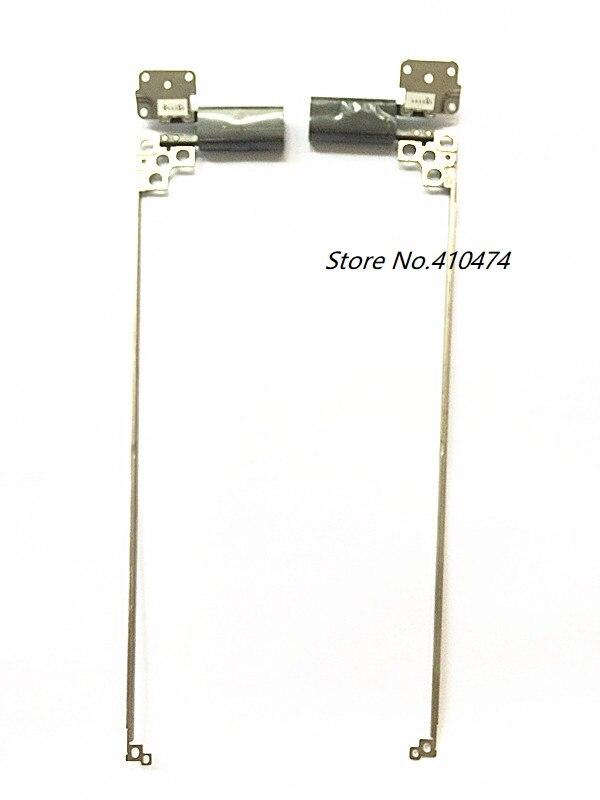 Novo conjunto de dobradiças de tela lcd para toshiba P20W-C-10K p25w 13n0-dvm0901 13n0-dvm0a01 portátil suporte frete grátis