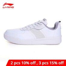 Li-ning hommes CRT PLUS2.0 style de vie chaussures de Sport doublure Li Ning Sport vie lumière Fitness baskets EVA chaussures de Sport GLKM067 YXB102