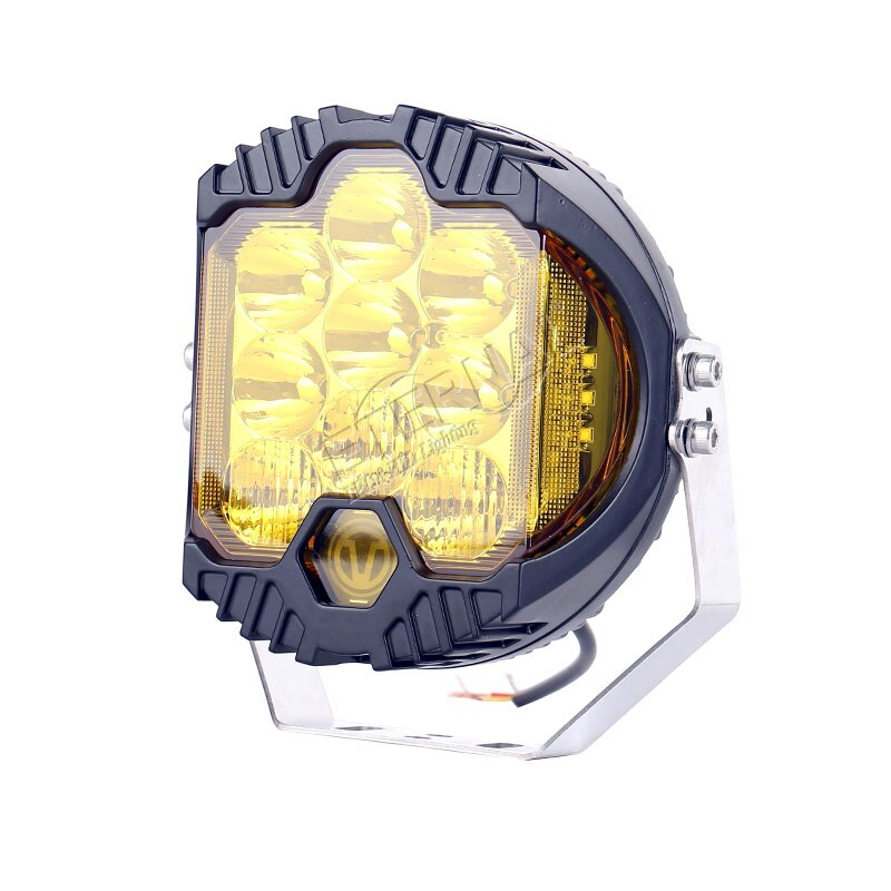 Luz led de trabajo de 2x90W, accesorios todoterreno, 4x4, luces de conducción...