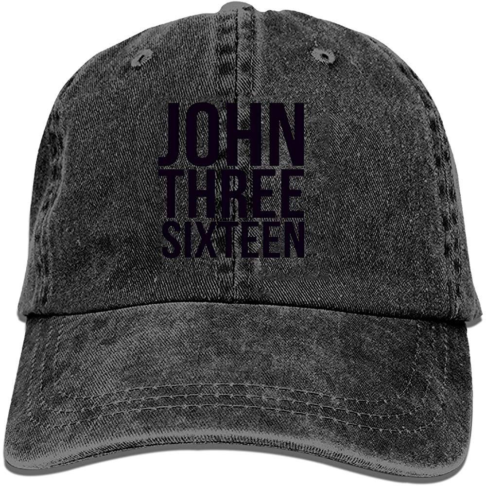 Gorra de béisbol-sombreros de vaquero John para hombres mujeres papá, gorras de béisbol deportivas