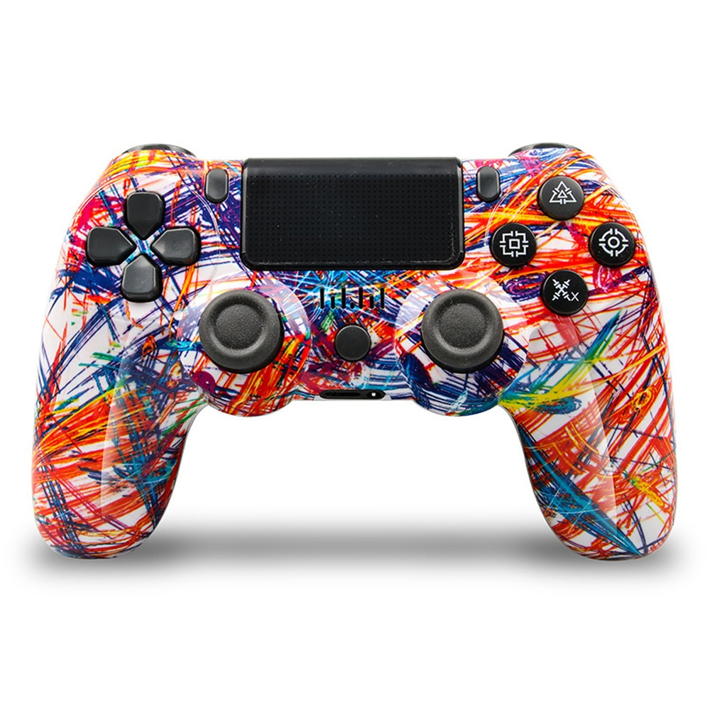 Bluetooth Wireless For PS4 android usb Gamepad Controller For PS4 Playstation 4 Console Control Joystick Controller