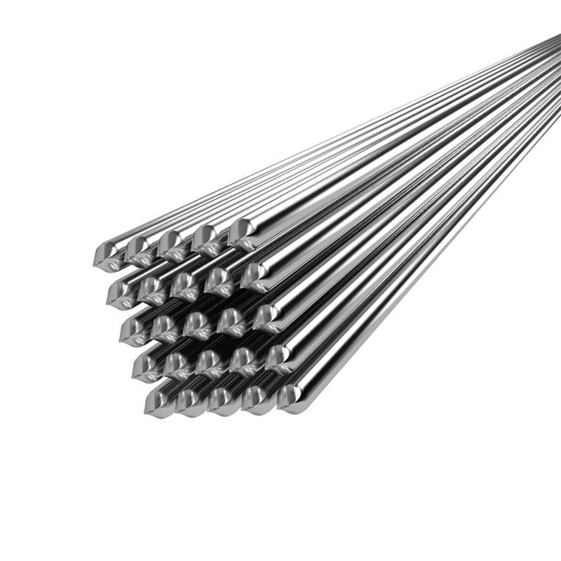 Alambre de soldadura de aluminio de baja temperatura, núcleo de fundente de...