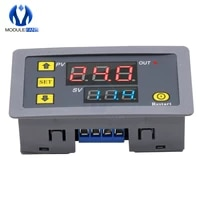 ac 110v 220v digital time delay relay dual led display cycle timer control switch module adjustable timing relay delay switch