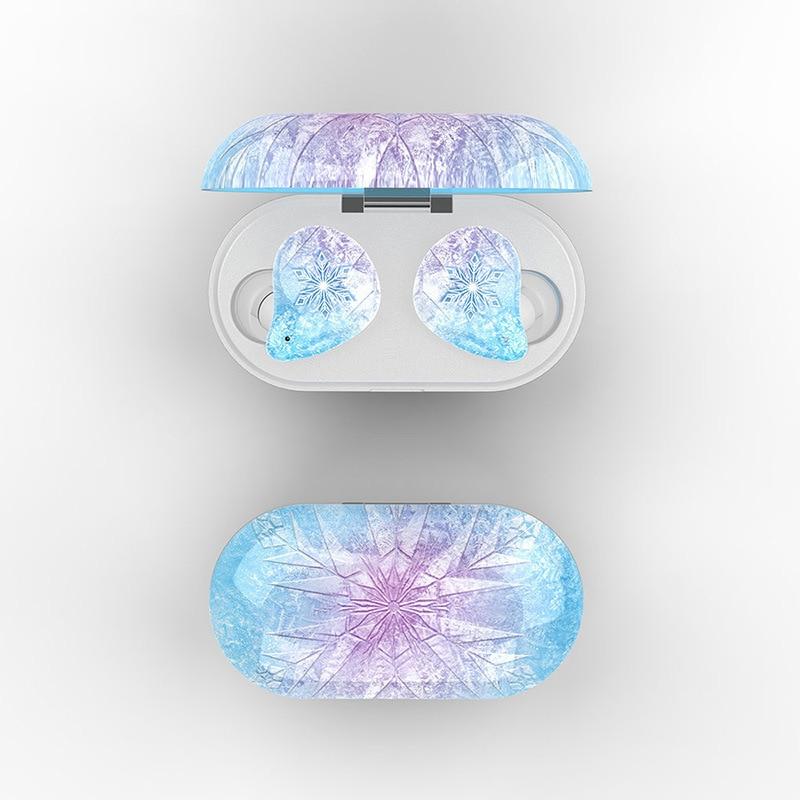 Disney Frozen Wireless Bluetooth headset single ear mini earbuds Apple Android General legal license enlarge