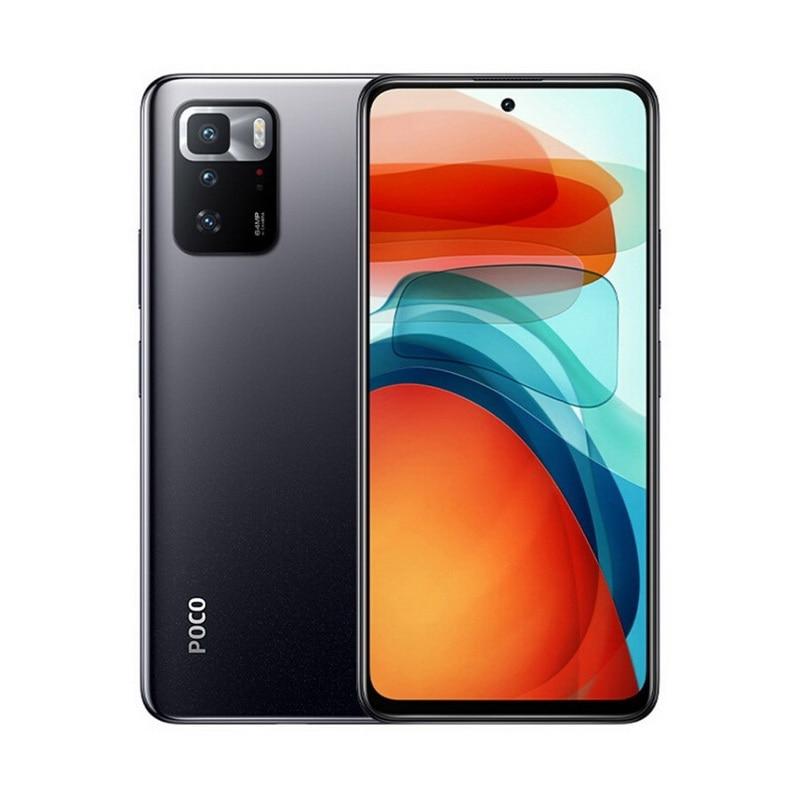 هاتف شاومي Mi POCO X3 GT الإصدار العالمي هاتف ذكي 5G 8GB 256GB NFC MTK1100 67W 120Hz 5000mAh 64mp هاتف ذكي بكاميرا ثلاثية