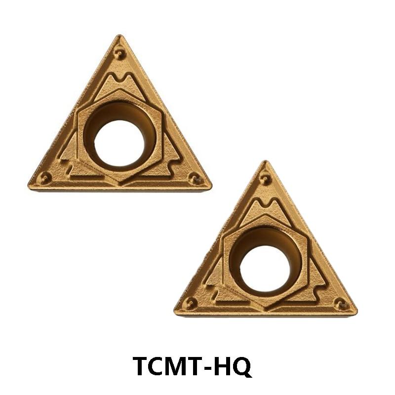 Insertos de carburo de plaquita TCMT TCMT110208 TCMT16T304 TCMT16T308 TCMT090202 TCMT090204 TCMT110204 HQ CA5525 TN60 TN620 CA4515 herramienta