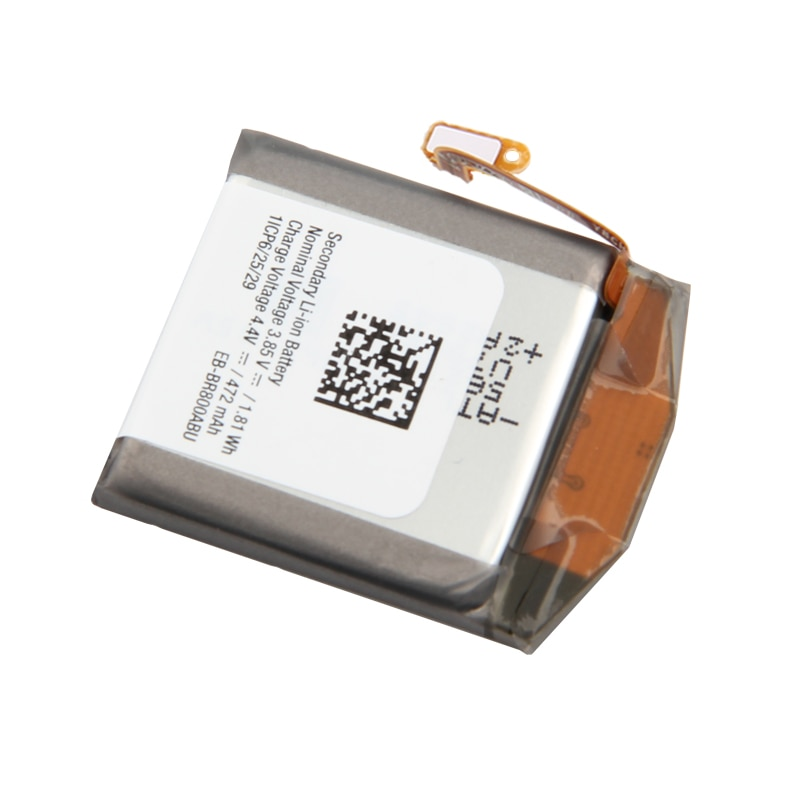 Original Replacement Battery EB-BR800ABU EB-BR170ABU EB-BR810ABU For Samsung Gear S4 SM-R800 SM-R810 SM-R805 R800 R810 472mAh enlarge
