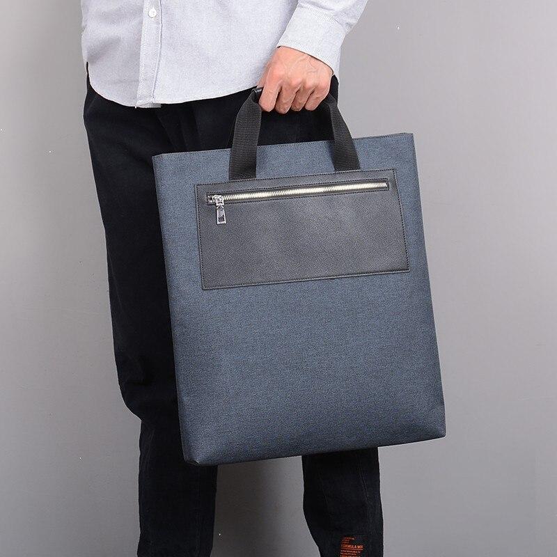 High Quality Leather Man Messenger Bag Bag Brand Men's Briefcases Business Laptop Bag Men Handbag