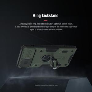 Image 4 - Защитный чехол для камеры iPhone 11 Pro Max Ring stand, чехол NILLKIN Slide для iPhone 11 6,5, 2019, чехол для iPhone 11 Pro