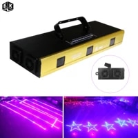 new full color rgb laser animation pattern effect light is suitable for dj disco stage bar music festival dance floor party