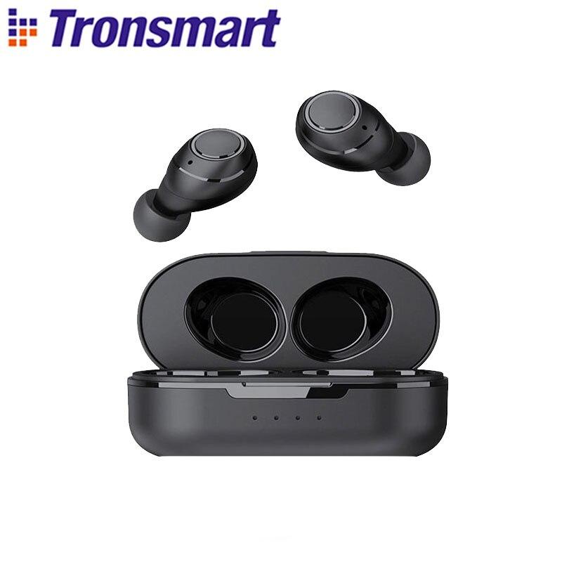 Tronsmart Onyx Free TWS auriculares inalámbricos UV Bluetooth auriculares QualcommChip con aptX,...