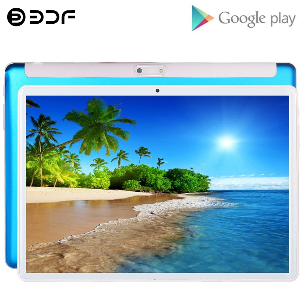New Arrival Android 9.0 Tablet Pc 10.1 Inch Octa Core Google Play GPS WiFi Bluetooth Dual 4G SIM Card 4G LTE Phone Call Tablets 10 1 inch octa core android 9 0 tablets 4g lte phone call tablet pc 2gb ram 32gb rom wifi google play gps dual sim card 1280 800