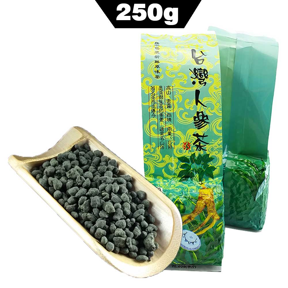 2020 taiwan oolong ginseng chá para sliming e saúde ginseng oolong chá 250 g/saco embalagem