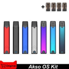 Original HCIGAR Akso OS System Kit 420mAh Battery VS OVNS W01