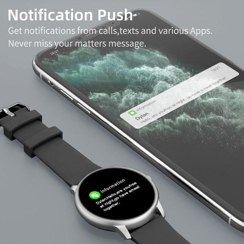 Купить с кэшбэком IMILAB KW66 Smart Watch Men SmartWatch Bluetooth Smart Watches Pedometer Heart Rate Fitness Tracker IP68 Waterproof Sports Watch