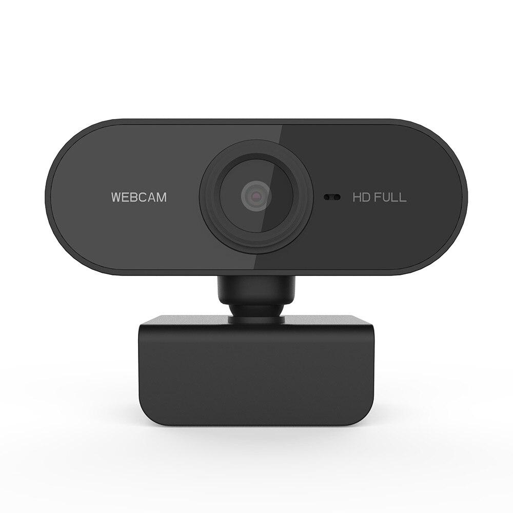 HD веб-камера 1080p веб-камера USB ПК, веб-камера для компьютера с микрофоном, автофокус, Full HD камера, видео веб-камера для ПК, ноутбука, настольног...