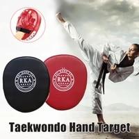 boxer target children adult sanda boxing target five finger gloves muay thai boxing target taekwondo training foot target