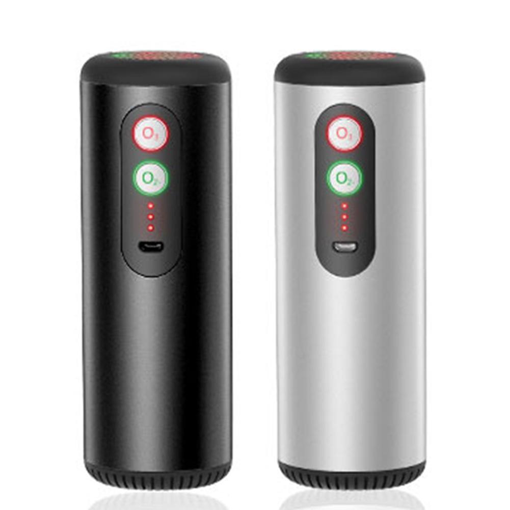 Air Ozonizer Purifier Air Cleaner Sterilization Car Deodorization Air Ionizer Ozone Air Purifier Fre