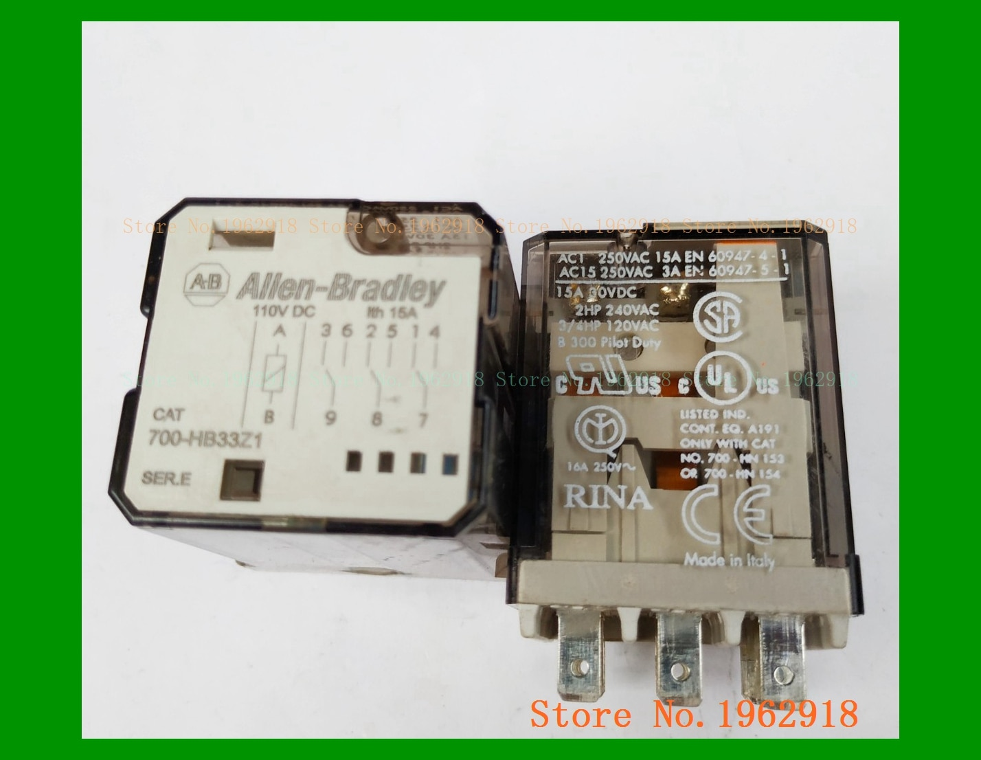 A-B 700-HB33Z1 110VDC 11