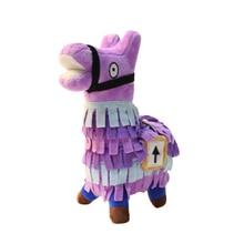 20-55cm Llama Plush Toy Soft Stash Alpaca Toys Stuffed Animal Children Kids Dolls Birthday Chirstmas Gift