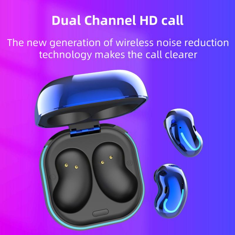 2021 New S6 Se Touch Control Wireless Bluetooth5.1 Earphones For Samsung Galaxy Buds Headsets Sport Earbuds TWS Headset enlarge