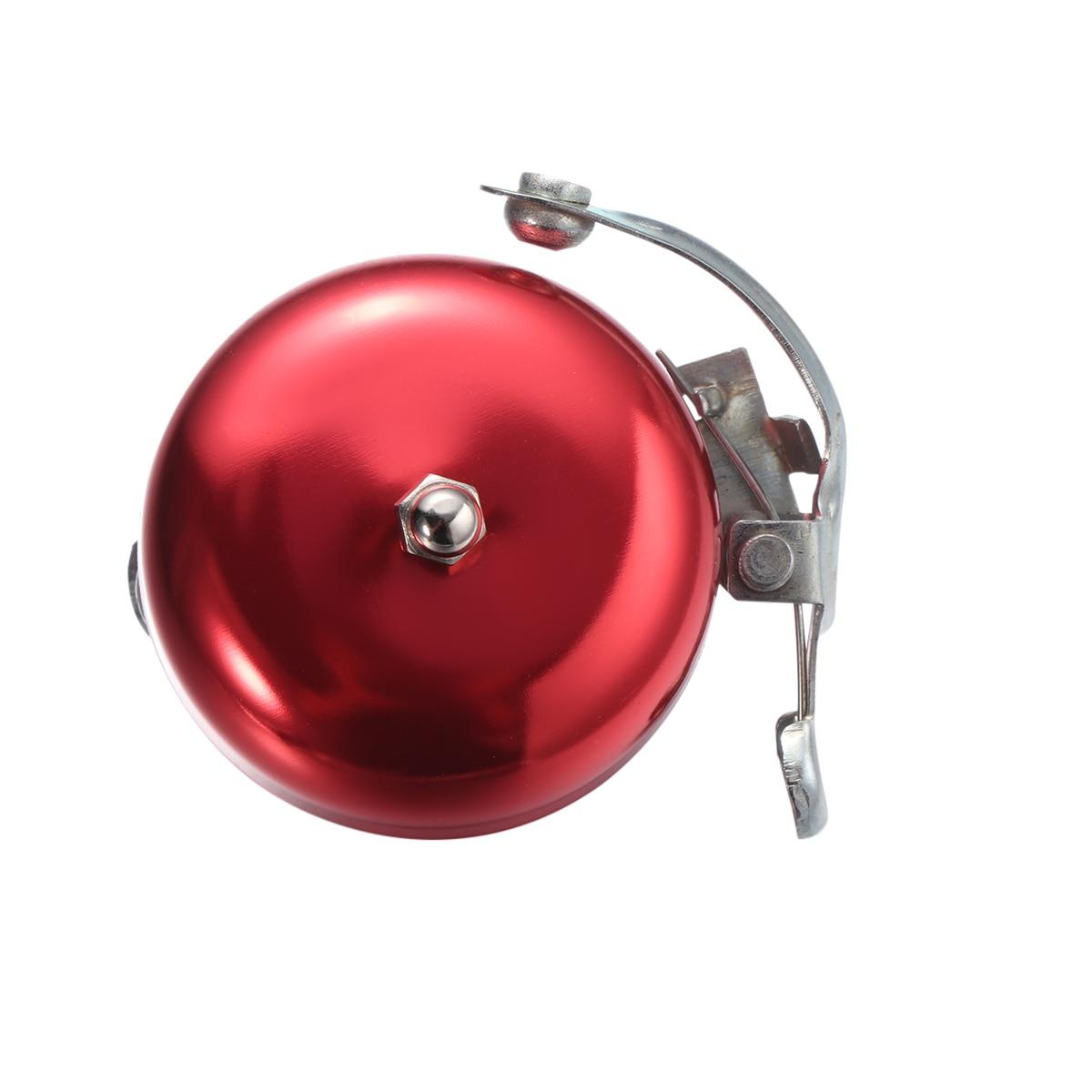 Велосипед велосипед колокольчик горный велосипед Алюминиевый сплав большой колокольчик оборудование для велоспорта Аксессуары (красный)