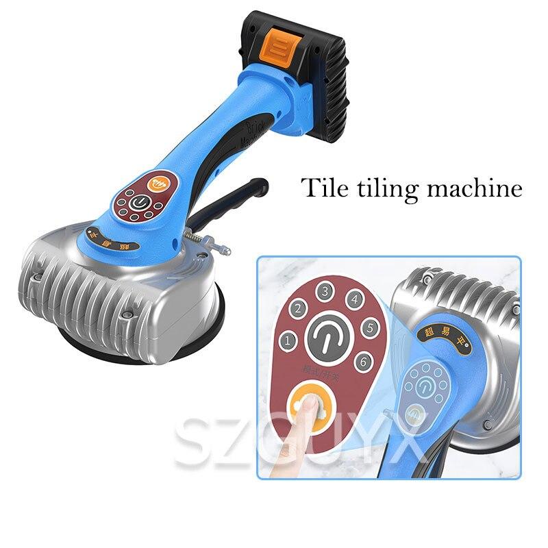 جهاز تسوية البلاط المحمول ، جهاز بسيط للغاية ، فعال ومريح ، ترقية قوية للأدوات الكهربائية