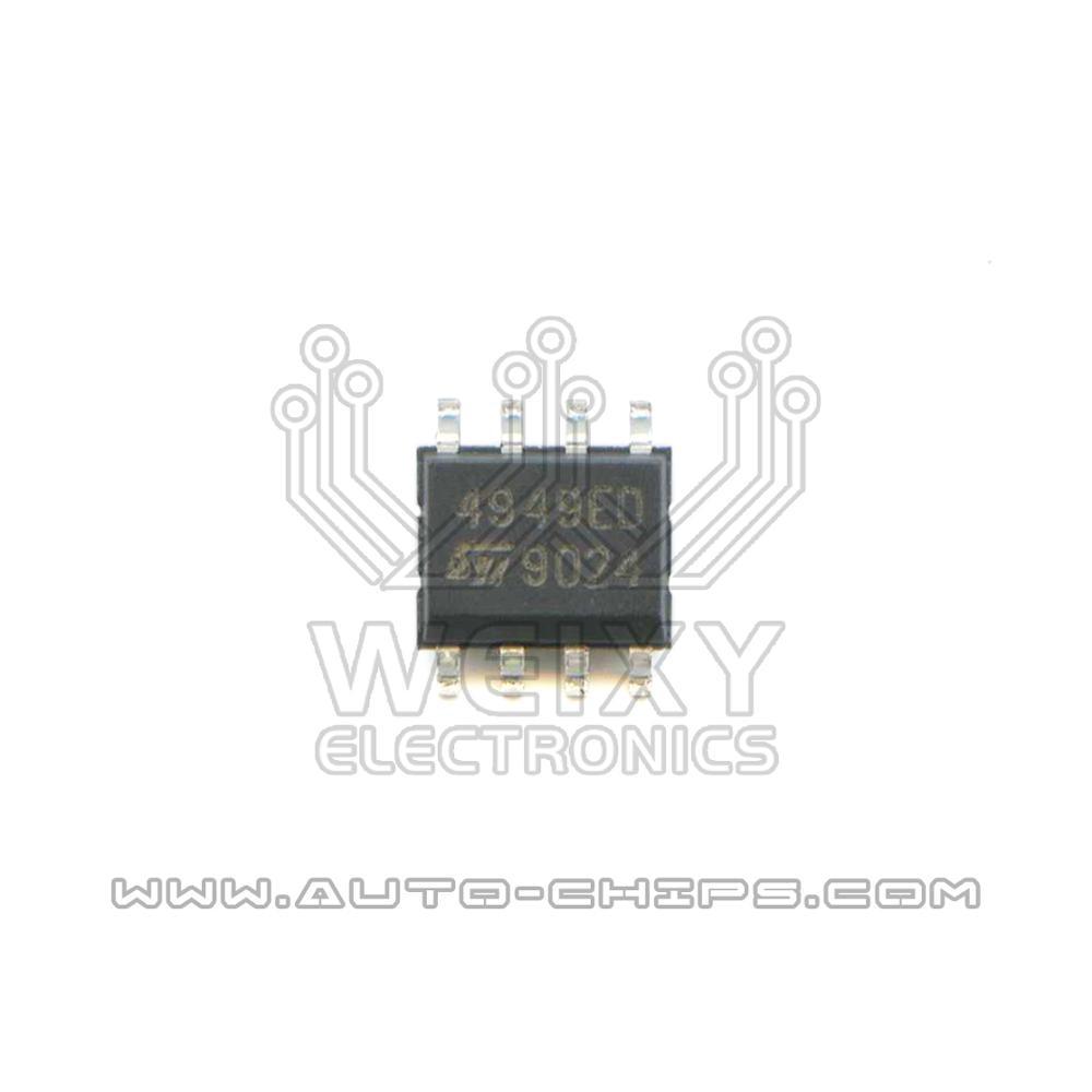 4949ED chip verwenden für automotive