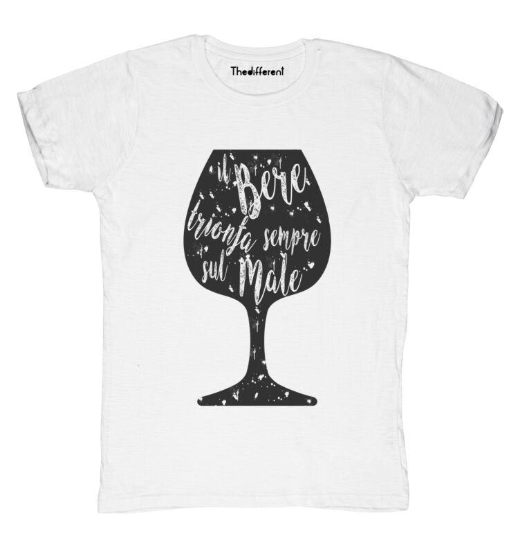 New T-Shirt Blaze Man The Drinking Triumphs On Male Idea Gift