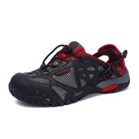 water sport shoes for men women aqua shoes summer breathable outdoor sneakers men sandals beach sandals for walking