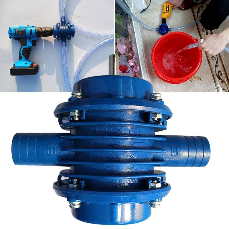 الثقيلة الذاتي فتيلة دليل الكهربائية الحفر المياه مضخة مايكرو محرك قابل للتشغيل المغمور المنزل حديقة الطرد المركزي مضخة